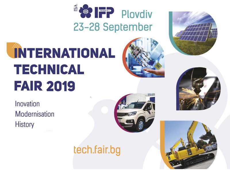 International Technical Fair 2019'a Katıldık